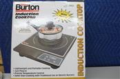 Max Burton induction cook top 1600-watt